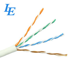 China Ethernet Network Lan Cable UTP FTP SFTP Types PVC Jacket Material UL Approved factory