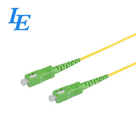 China Pigtails Optical Patch Cord PC Polishing Manner Sensor Technologies Application factory