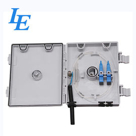 China LE-1313-2B Fiber Optic Distribution Box Working Temp -40℃~65℃ For Telecommunication factory
