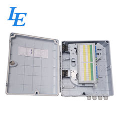 China 32 Ports Fibre Optic Cable Termination Boxes , Waterproof Distribution Box For FTTX factory