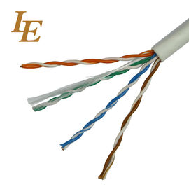 China UTP Ethernet Patch Cable , Eco - Friendly Long Internet Cable Cord Long Lifespan factory