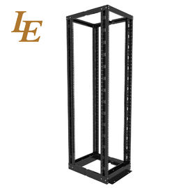 China Depth 600 - 1000mm Network Equipment Cabinet With Open Rack Cold Rolled Steel factory