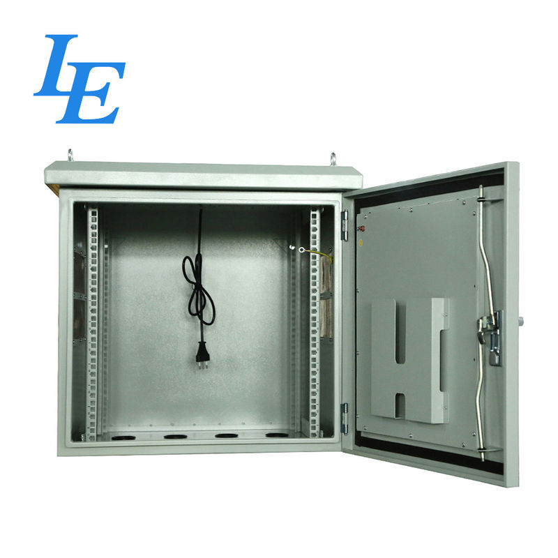 "19"" IP65 Outdoor 9U 12U Wall Mount Network Cabinet supplier"